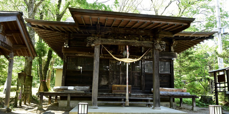 陽日熊野神社(岳温泉神社) - ふくしまの旅