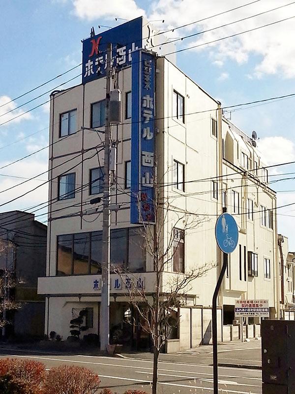 相馬市 ホテル